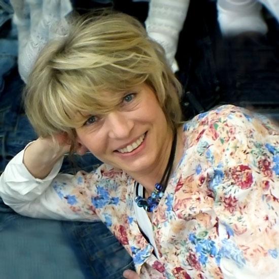 Sandra vom Jeans House Olching